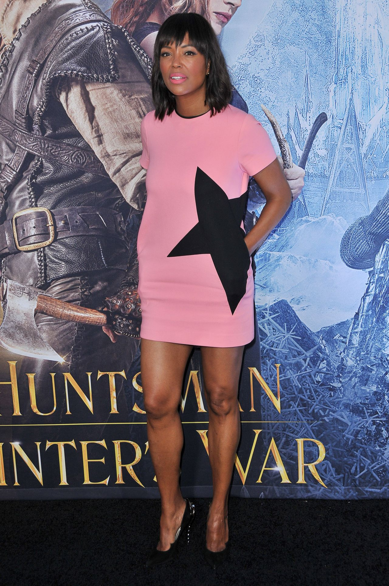 Aisha Tyler The Huntsman Winter S War Premiere In