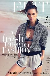 Alessandra Ambrosio - Photoshoot for The Edit Magazine April 2016