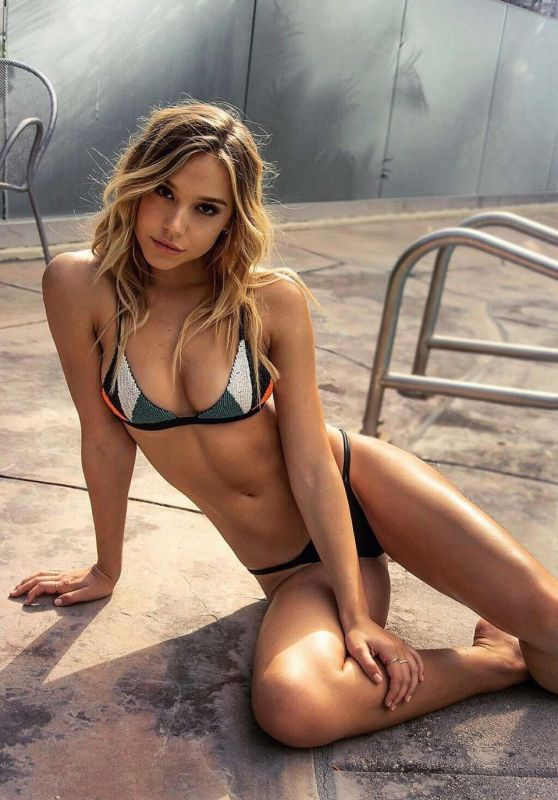 Alexis Ren in a Bikini - Photoshoot 2016