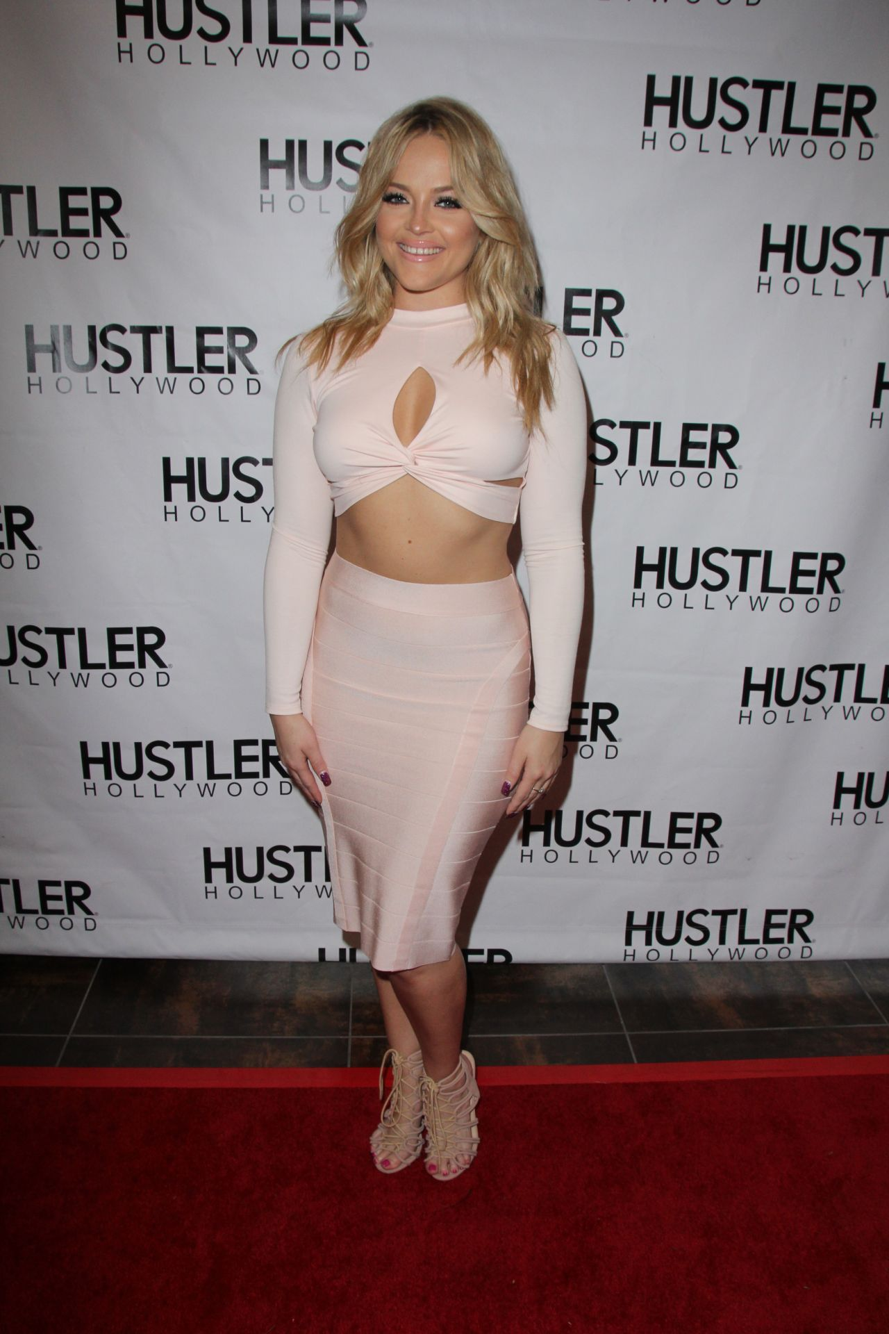 Alexis Texas Opening Of The New Hustler Hollywood 4 9 2016