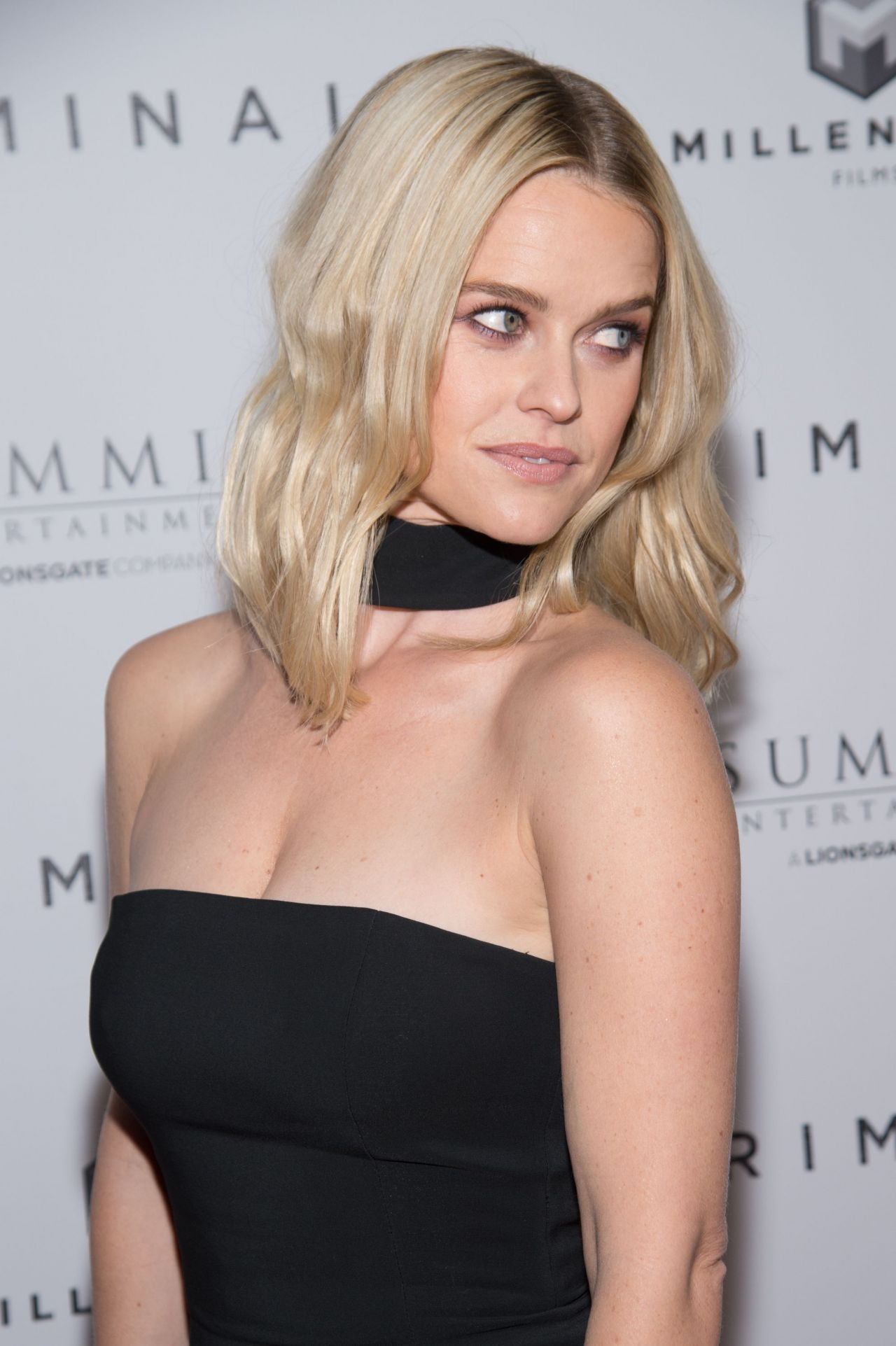 Alice Eve - Criminal Premiere In New York City 4112016-3711