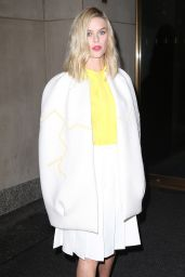 Alice Eve - Outside the Today Show in New York City 4/12/2016
