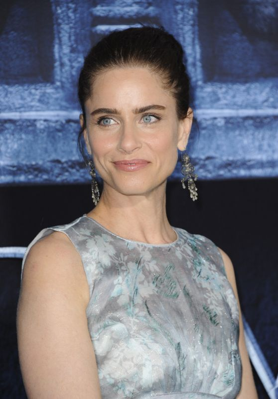 Amanda Peet – 'Game of Thrones' Season 6 Premiere in Los Angeles