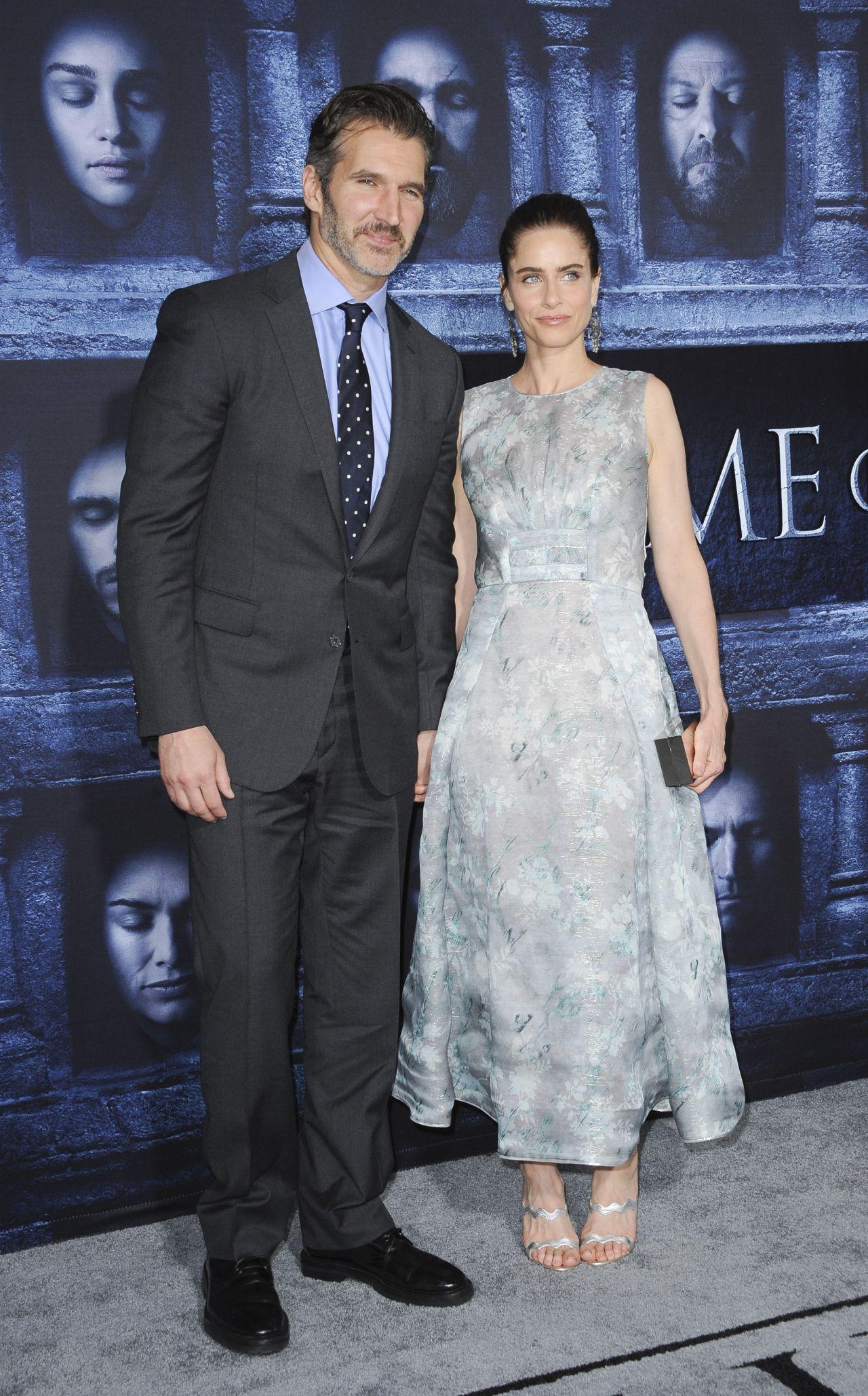 Amanda Peet – 'Game of Thrones' Season 6 Premiere in Los ...