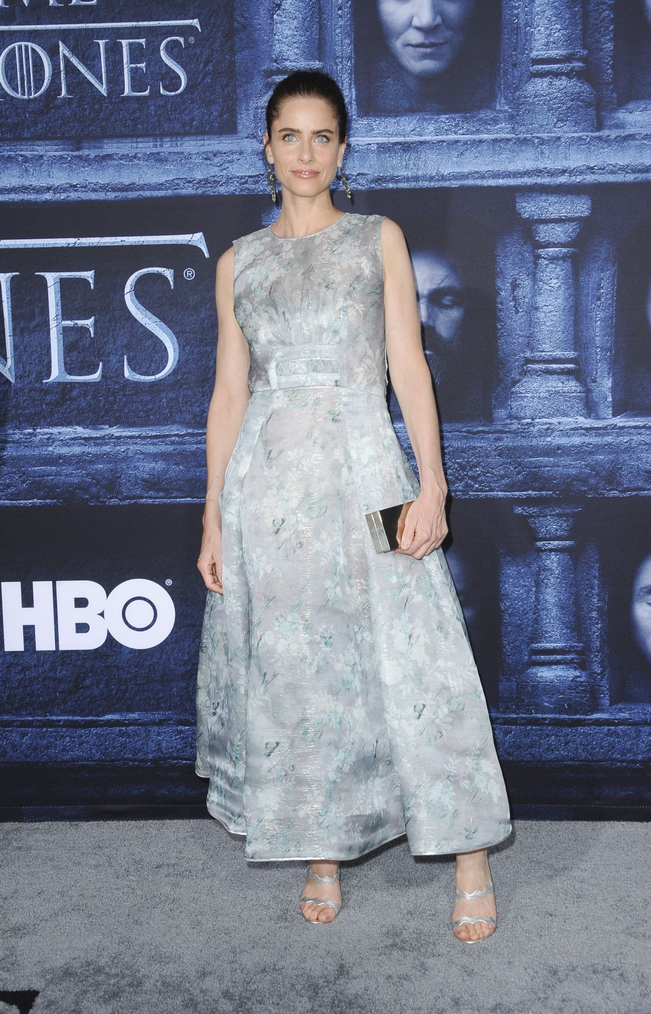Amanda Peet – 'Game of Thrones' Season 6 Premiere in Los ...