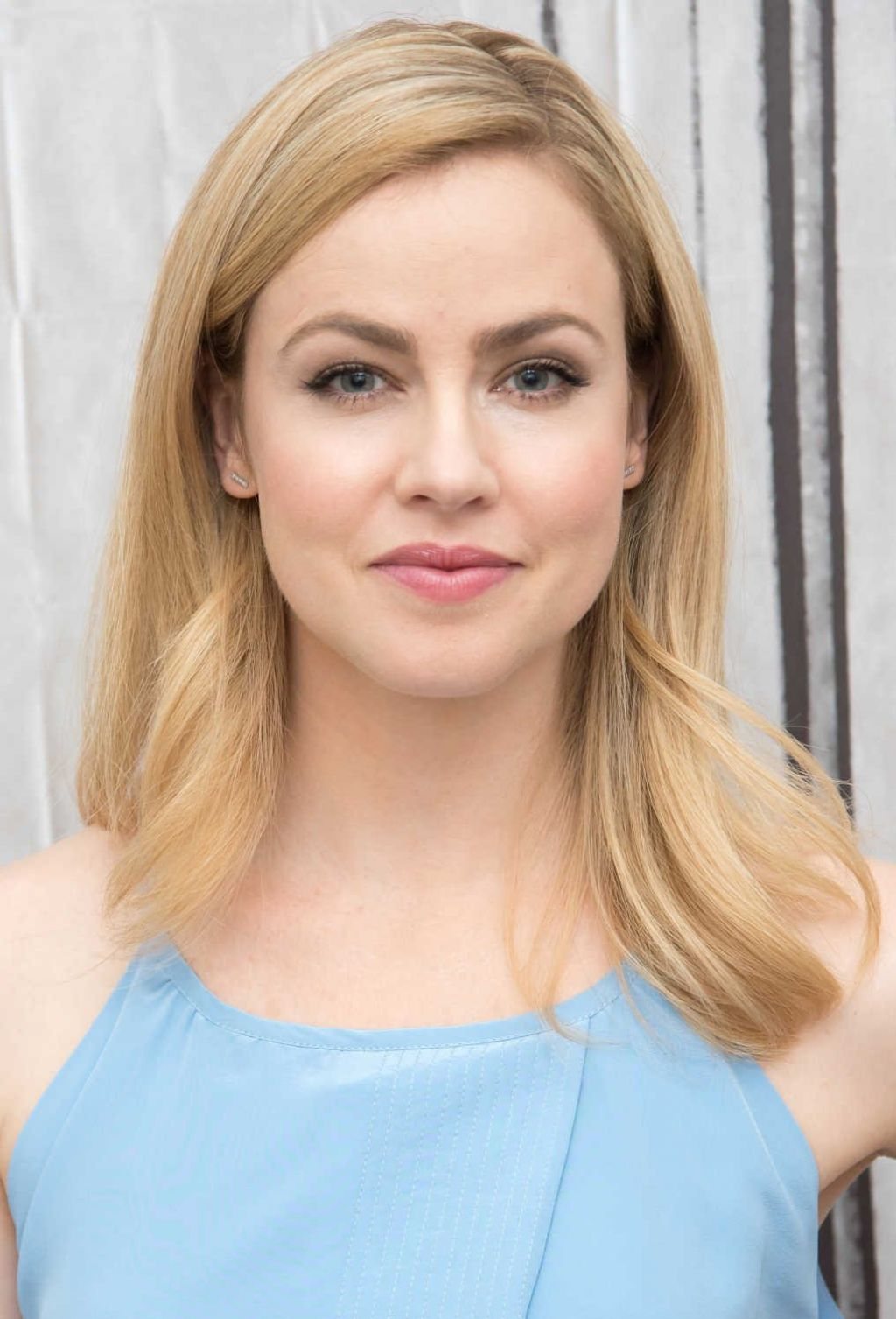 Amanda Schull – AOL Build Speaker Series for '12 Monkeys' in New York City, April 2016