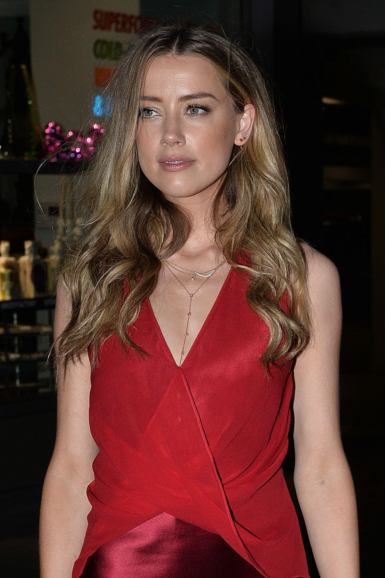 Amber Heard - A24/DIRE...