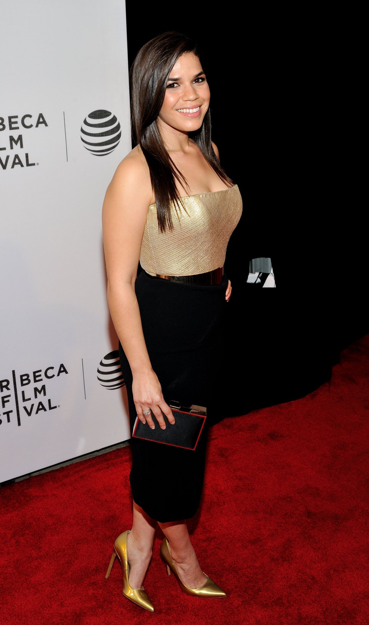America Ferrera The Movie Special Correspondents 2016