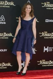 Amy Brenneman – Disney's 'The Jungle Book' Premiere in Hollywood
