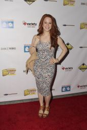 Amy Davidson – 2016 Milk + Bookies Story Time Celebration at California Market Center in Los Angeles