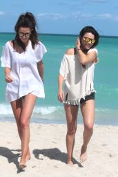 Andi Dorfman -  Beach in Miami, FL 4/18/2016
