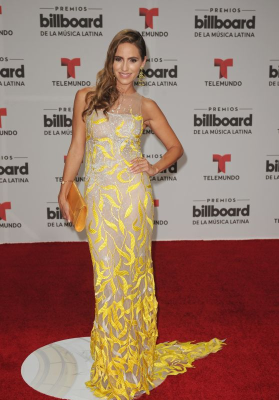 Andrea Minski – 2016 Billboard Latin Music Awards in Miami