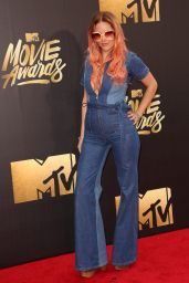 Andrea Whitt - 2016 MTV Movie Awards at Warner Bros. Studios in Burbank