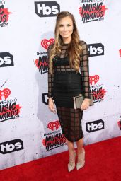 Angela Lanter – iHeartRadio Music Awards 2016 Red Carpet in Inglewood