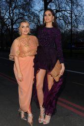 Anita Kaushik & Amy Christophers - Asian Awards 2016 in London, UK
