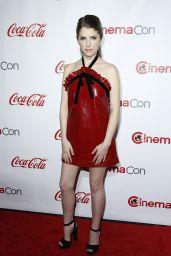 Anna Kendrick -  CinemaCon Big Screen Achievement Awards in Las Vegas 4/15/2016