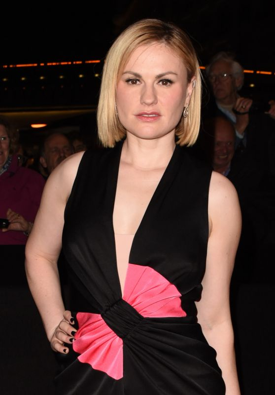 Anna Paquin – MIPTV Gala at Hotel Martinez in Cannes, France 4/4/2016