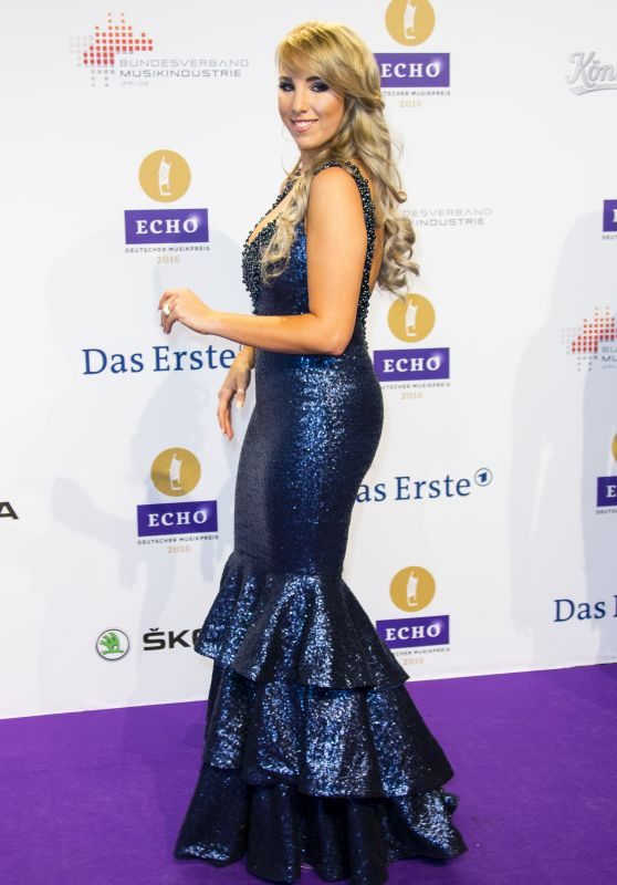 Annemarie Eilfeld – 2016 Echo Music Awards in Berlin, Germany