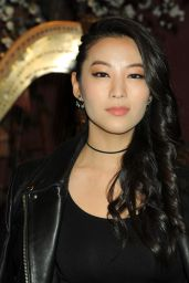 Arden Cho – Alice + Olivia Fashion Show at Neuehouse Hollywood in Los Angeles