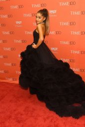 Ariana Grande - 2016 TIME 100 Gala in New York City