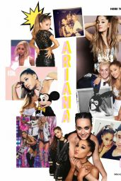 Ariana Grande - Dolly Magazine Australia June 2016 Issue
