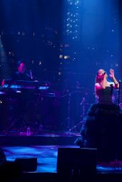 Ariana Grande - Performing at the 2016 TIME 100 Gala in New York City