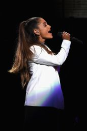 Ariana Grande Performing in Las Vegas, April 2016