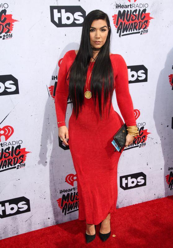 Asa Soltan Rahmati – iHeartRadio Music Awards 2016 Red Carpet in Inglewood