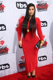 Asa Soltan Rahmati – iHeartRadio Music Awards 2016 Red Carpet in Inglewood
