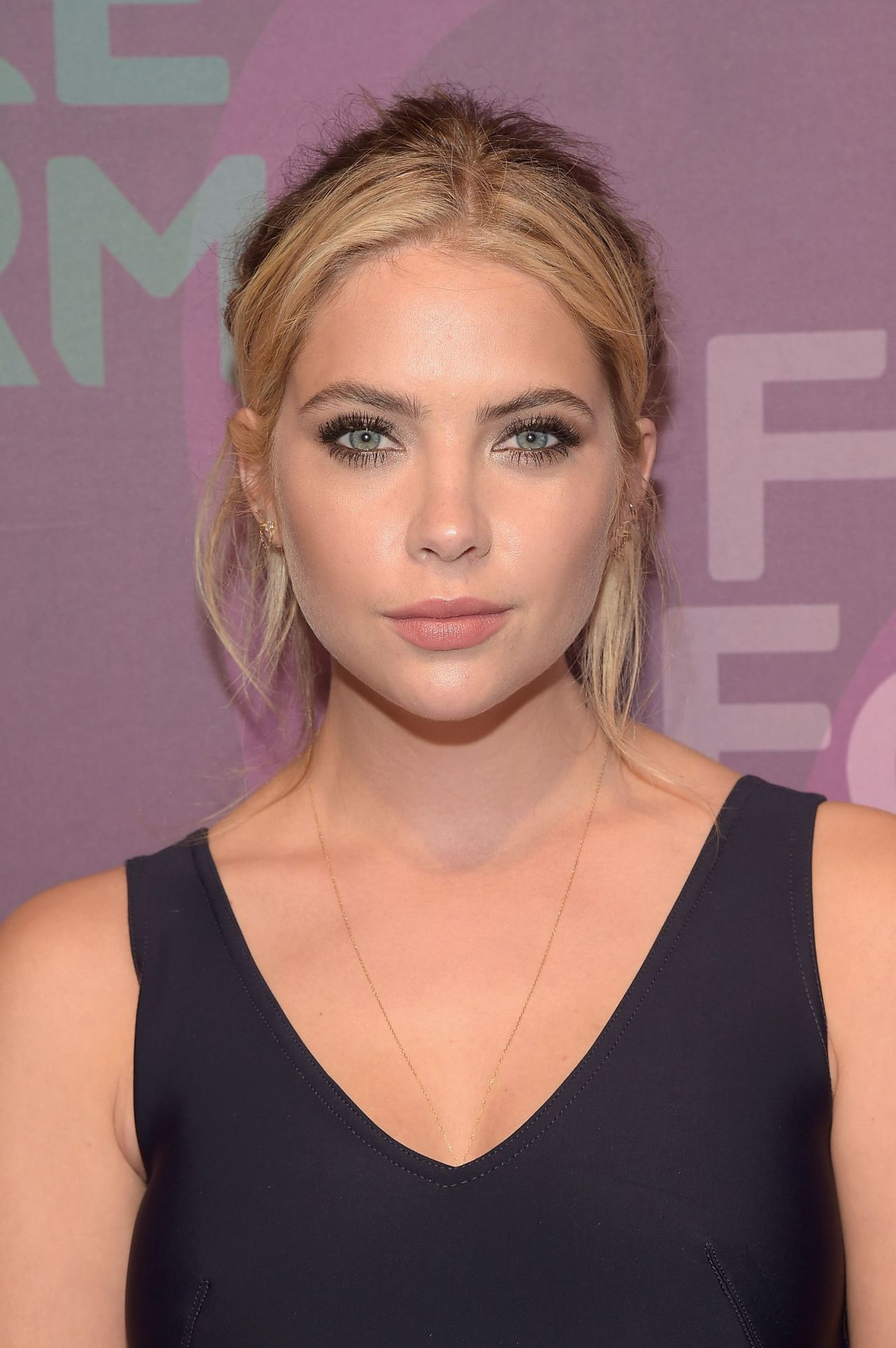 Ashley Benson 2016 Abc Freeform Upfront In New York City Ny