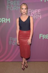 Ashley Benson - 2016 ABC Freeform Upfront in New York City, NY
