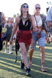 Ashley Greene at Coachella 2016 Week 1 Day 2 in Indio 4/16/2016