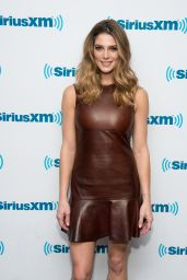 Ashley Greene at SiriusXM Studios in New York City, April 2016