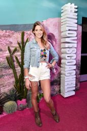 Ashley Greene – H&M Loves Coachella Pop UP at The Empire Polo Club in Indio 4/15/2016