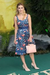 Ashley James – 'The Jungle Book' European Premiere at BFI IMAX in London