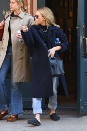 Ashley Olsen - Out in NYC 4/27/2016