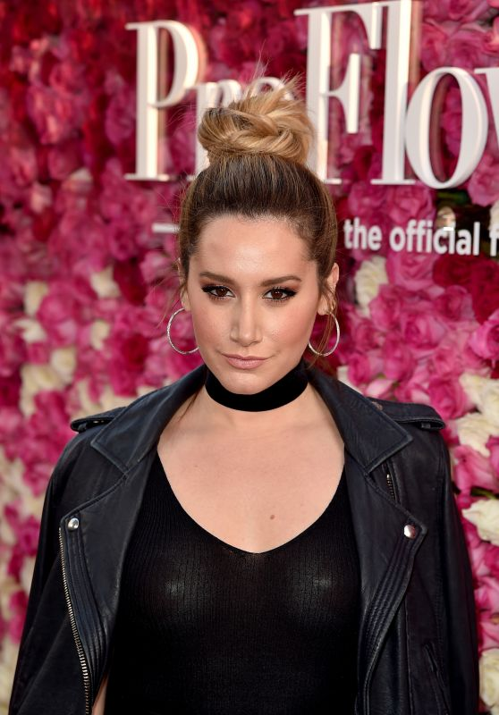 Ashley Tisdale – 'Mother's Day' Premiere in Los Angeles, CA