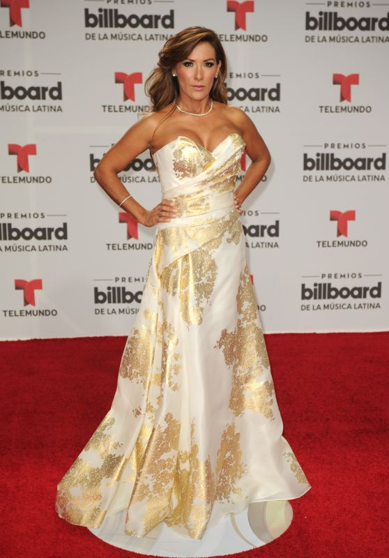 Azucena Cierco – 2016 Billboard Latin Music Awards in Miami