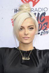 Bebe Rexha – iHeartRadio Music Awards 2016 Red Carpet in Inglewood