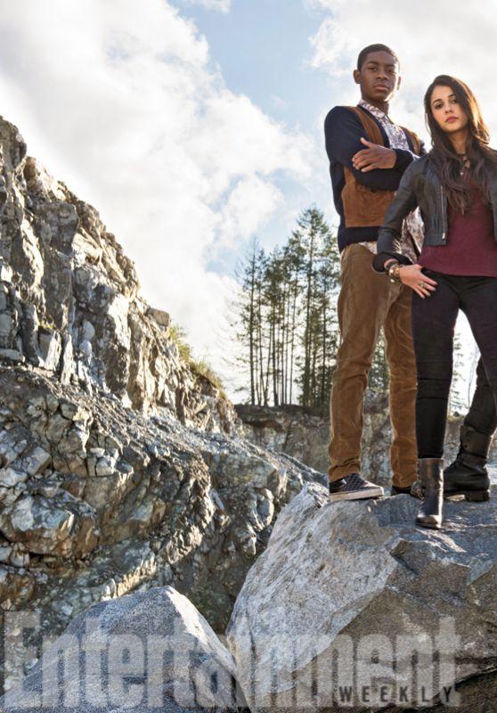 Becky Gomez – 'Power Rangers' Promotional Photo