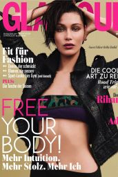 Bella Hadid Glamour Magazine Germany May 2016 Issue