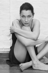 Bella Hadid - Photoshoot for Exit Magazine #32 (2016)