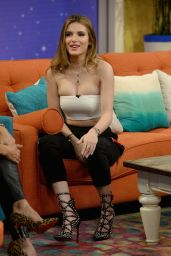 Bella Thorne at Univision