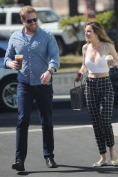 Bella Thorne Casual Style - Out in LA 4/5/2016