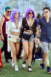 Bella Thorne – Coachella Music Festival in Indio, CA 4/17/2016
