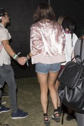 Bella Thorne - Coachella Valley Music and Arts Festival in Indio 4/16/2016
