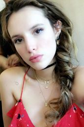 Bella Thorne Social Media Photos 4/25/2016