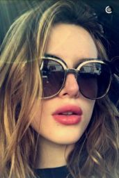 Bella Thorne – Twitter and Instagram Personal Pics 4/5/2016