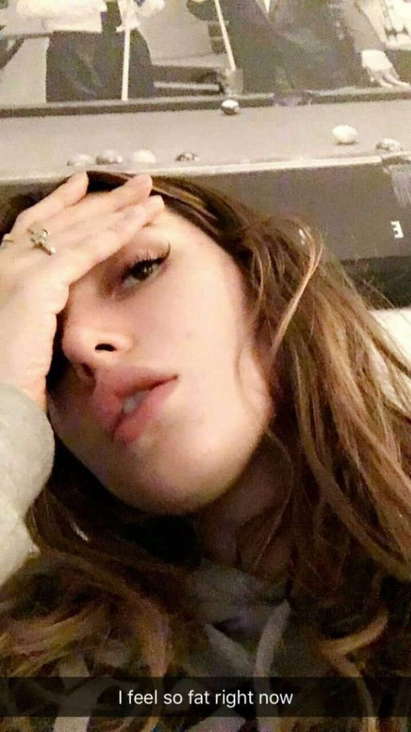 bella thorne  u2013 twitter and instagram personal pics 4  5  2016