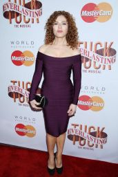 Bernadette Peters - Opening Night of Tuck Everlasting in New York City 4/26/2016